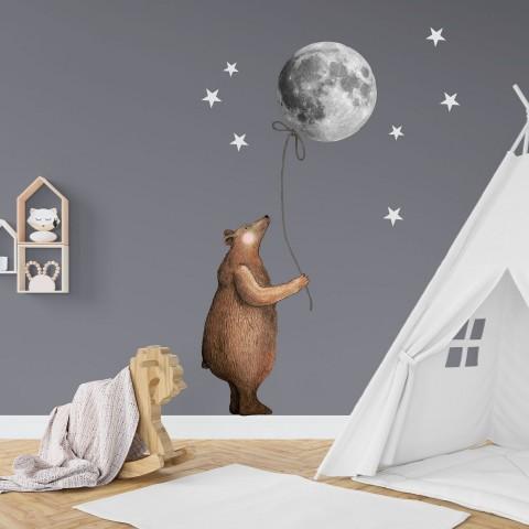 Мишка мечтатель